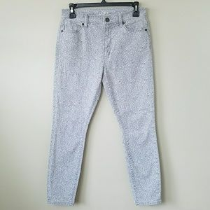 Ann Taylor LOFT Petite  Modern Skinny Ankle Jeans